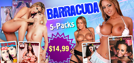 Barracuda 5-Packs