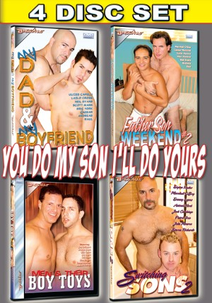 You Do My Son, I'll Do Yours (4 Disc Set)  DVD