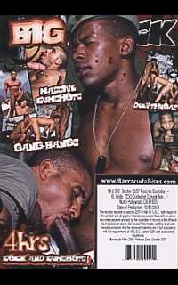 Big Black Cock and Cumshots DVD