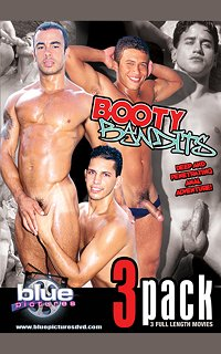 Booty Bandits (3 DVD Box Set) DVD