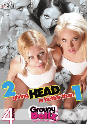 2 Giving Head Is Better Than 1  DVD