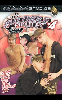 Butthole Pirates #4 DVD