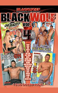 Black Wolf (4 DVD Box Set) DVD