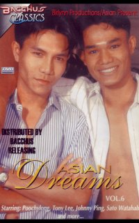 Asian Dreams #6 DVD