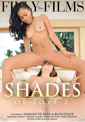 Shades Of Love #2 DVD