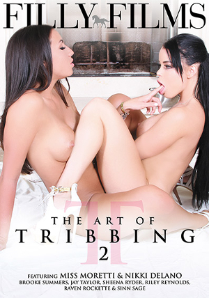 The Art Of Tribbing #2 DVD