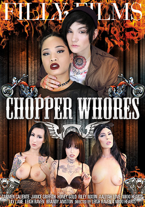 Chopper Whores DVD