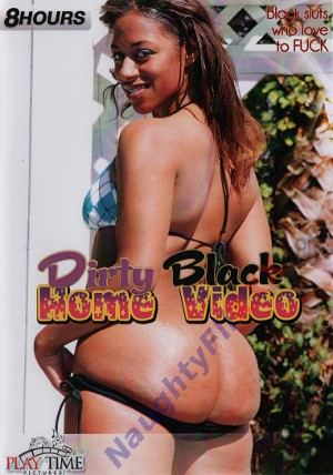 Dirty Black Home Video DVD