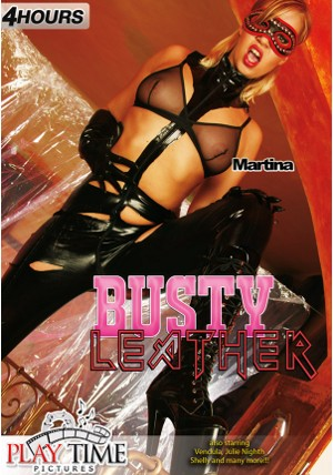 Busty Leather DVD